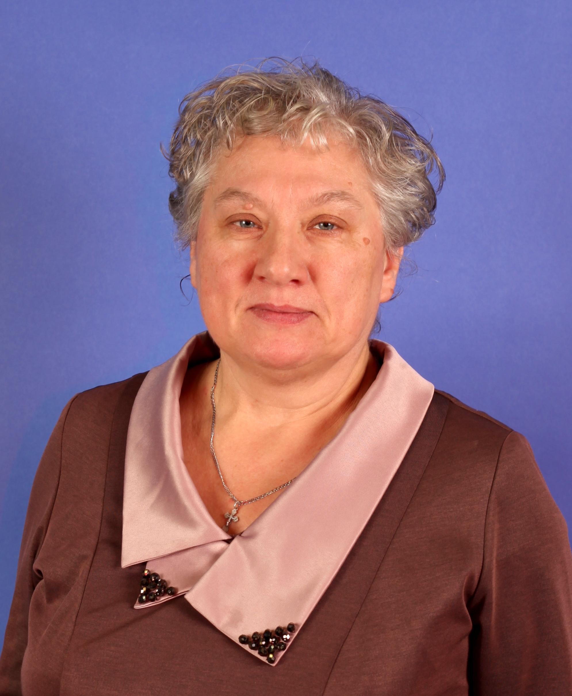 Учитель истории СПбТокарева Наталья Леонидовна