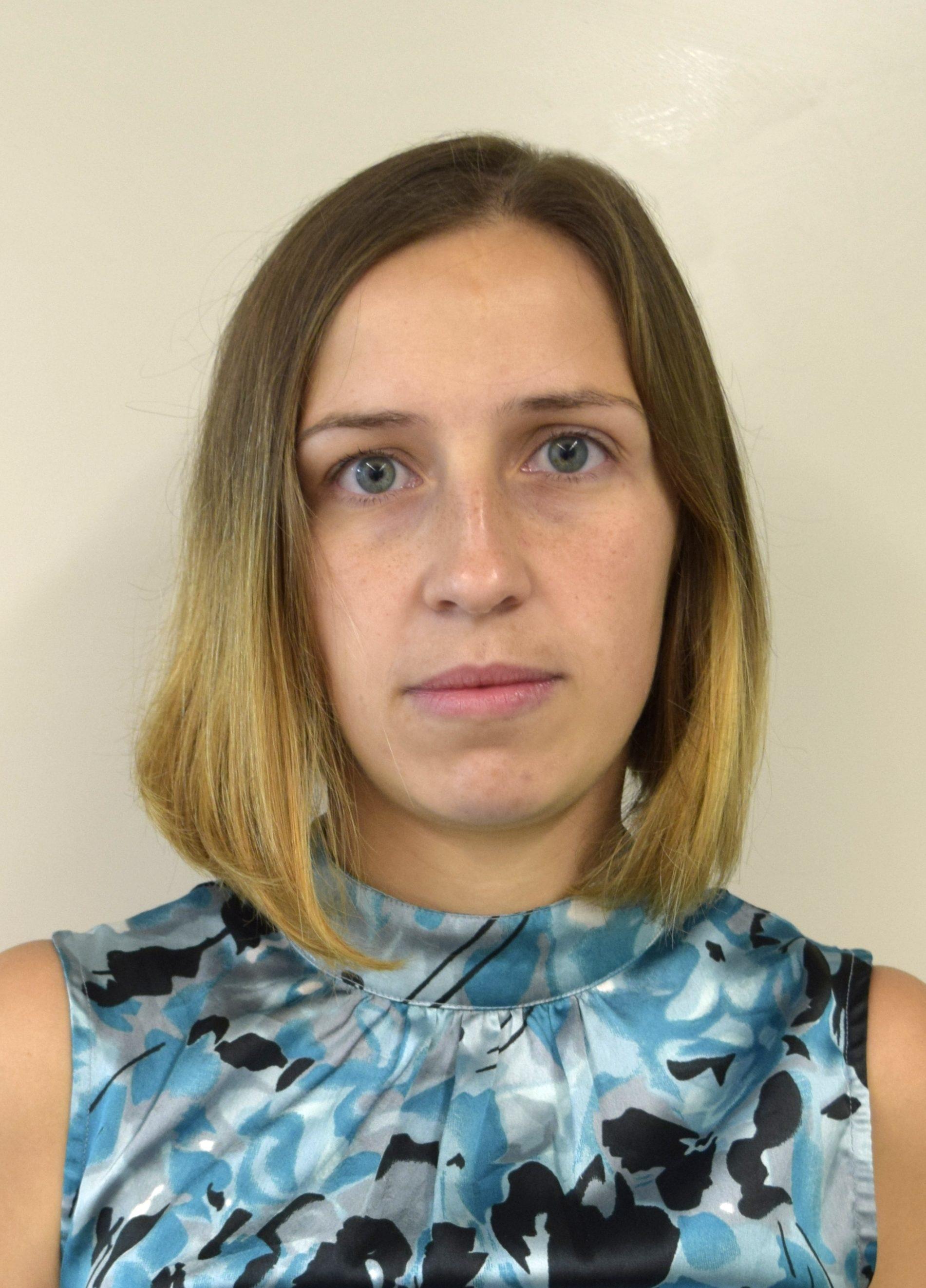 Учитель химииШахова Екатерина Андреевна