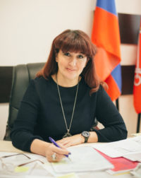 Директор, учитель русского языка и литературыХаритонова Марина Анатольевна