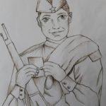 Бочкарева Анастасия, 7б класс